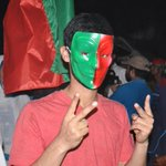 Last night celebration at Lalik Jan Chowk #NA125 http://t.co/XdQAp10DHI