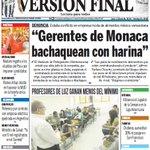 Para estar al día con el #Zulia y #Venezuela te invitamos a leer Versión Final http://t.co/ssfLzZgpib http://t.co/Qcr9T155Sv