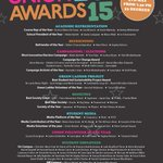 Union Awards Tonight from 7.30pm - get your tickets for this FREE event here: http://t.co/iXQ66YESCZ http://t.co/NfPUie0XqW