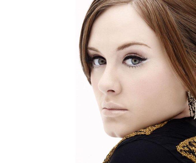 Happy birthday to the amazing Adele!