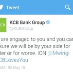 Look at all these corporates in on Mwirigis misery lol #PoleKwaMwirigi http://t.co/2yasQwEJTp