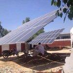 Solar Powered Tube-Wells across KPK, Swabi, Swat, Dera Ismail Khan has been Established #KPKUpdates :) http://t.co/0hO1x5PBUS