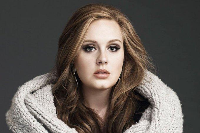 Happy 27th Birthday to Adele!