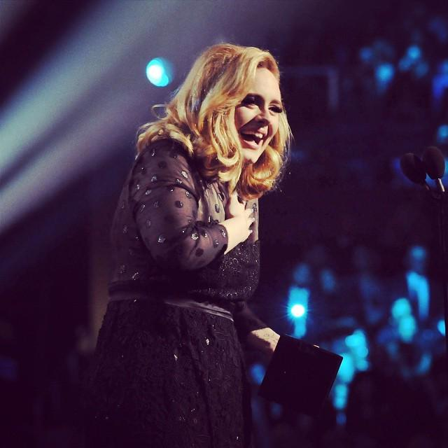 Happy birthday,  As a child, Adele loved singing and playing guitar and clarinet; by 14, she was impressive