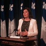 @DianeLamarrePQ déplore les manœuvres de diversion de @drgbarrette #santé #polqc #assnat http://t.co/Pnu0Qq3O9o