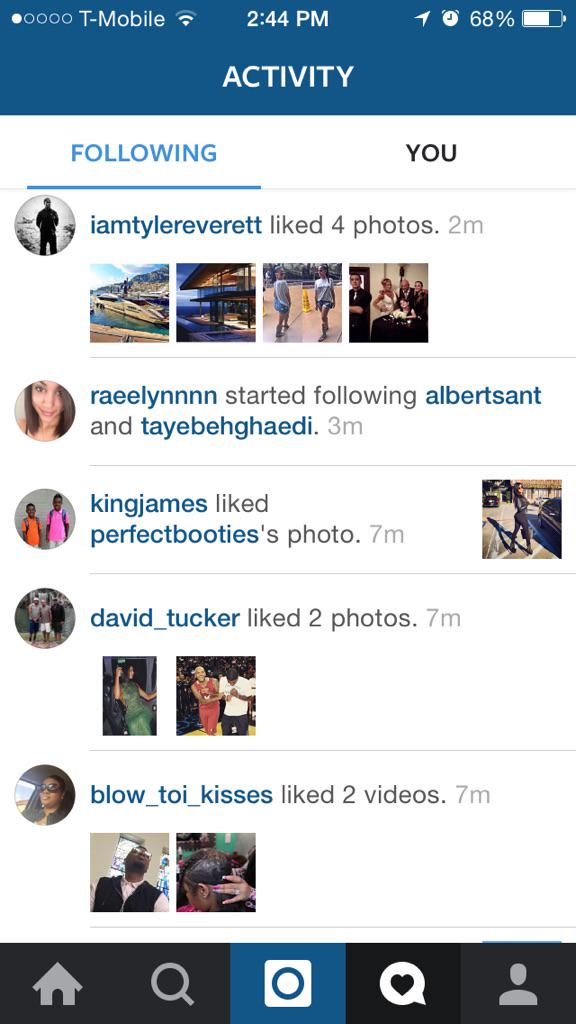 Bron silly thought he was off social media for the playoffs