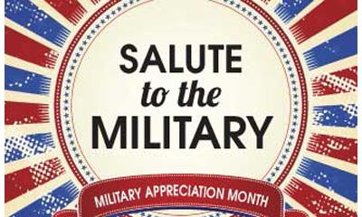 """We are PROUD to stand with others and celebrate May as """"#MilitaryAppreciationMonth"""" nationwide! #military #veterans http://t.co/1b8ELdKvjY"""