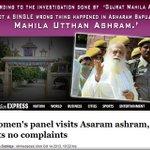@s_nisha7 @Ra_THORe Gujrat Mahila Aayog- Nothing wrong found in Asaram Bapu Jis Ashram #Bail4Bapuji  http://t.co/r0qtt2M8Sz