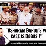 FAKE allegation=Media started defaming Asaram Bapu POCSO Misused=Media SILENT #बापूजी_को_रिहा_करो https://t.co/1ZsYfnFn4I