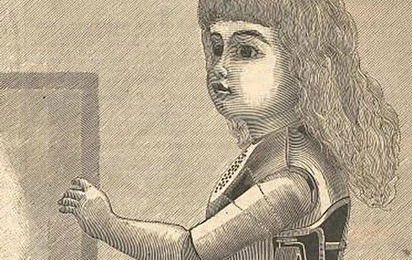 Nightmare Fuel of the Day: Listen to Thomas Edison's Talking Dolls and Never Sleep Again http://t.co/3buZoQKMsJ http://t.co/TsKXVUXEZE