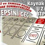 #OylarHaydarBaşa diyoruz 7 Haziranda BTPyi iktidar ediyoruz.. http://t.co/Dhc3uqRhqn