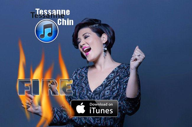 Tessanne Chin - FIRE