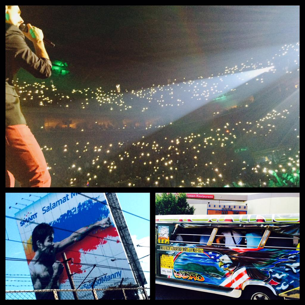 Thank you Manilla, Philippines! Best singing crowd of the entire tour! #BSBAsia2015 http://t.co/Ozi9O4ueZl