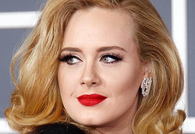 Happy Birthday Adele! The songstress is 27 today!