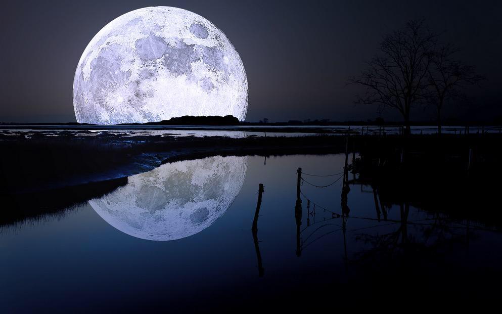 لا تحزن ان ضاقت عليك أمور الحياة فـ القمر يزداد روعة كلما زاد حوله الظلام ! http://t.co/EoVx21hvwt