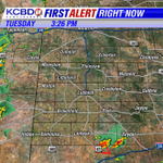 SVR storms are developing across portions of the South Plains. Large hail, G 70 & isolated tornadoes possible. http://t.co/zOqyBDIxgz