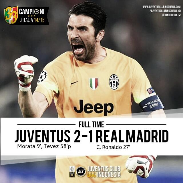 FULL TIME!! #FORZAJUVE!! http://t.co/2L0a8gOivg
