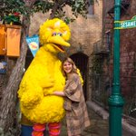 Tomorrow On TODAY: HUGE @JennaBushHager interview with @BigBird!