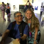 RT @Global_GWI: Our own Alexandra Plessier met @DeepakChopra at the Miami Emerge Conference. Can't wait to hear him at #GWS2015!
