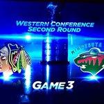 Game 3 LETS GO HAWKS #Blackhawks http://t.co/34ZUvxNva9