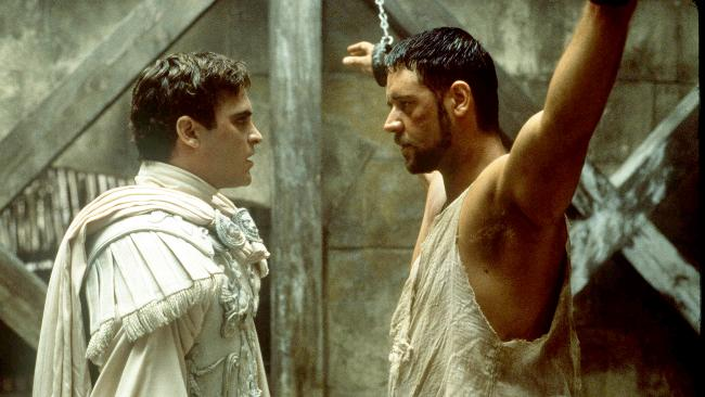 Ridley Scott's #Gladiator was released 15 years ago today! ---> http://t.co/7cJQaGlZZA http://t.co/5AjwhicyYp