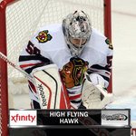 See why Corey Crawford and Niklas Hjalmarsson were named the High Flying Hawks: http://t.co/KLca4f5Jle #HawksTalk http://t.co/oKfmb0b9xB