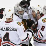 #Blackhawks best is too much for the Wild, as they take a 3-0 series lead. @CEmma670 column: http://t.co/xmR2mMMnJx http://t.co/OVAXSs6A6L