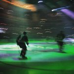 The Minnesota #Wild take the ice against the #Blackhawks in St. Paul http://t.co/SxGKeIrONq