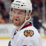 Bryan Bickell has now delivered 60 hits in the playoffs this year. #HawksTalk #becauseitsthecup http://t.co/J1XV8uuGuw