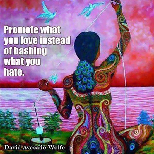 Promote what you love instead of bashing what you hate....   #spiritual #faith #faithful #god #grace #pray #prayers http://t.co/nH5Hwmy6SI