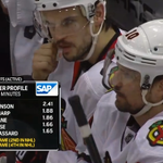 The players with the highest goals/60 minutes during the playoffs. #StanleyCup http://t.co/fbucb6WuOb