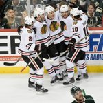 Blackhawks win it 1-0, take a 3-0 series lead over the Wild. http://t.co/76dKgaxnzU http://t.co/VCoi4IjW2G