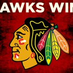 GAME OVER: Chicago Blackhawks defeat Minnesota Wild 1-0 in Game 3; lead series 3-0. LET'S HEAR IT #CHICAGO! http://t.co/KIJZ6iq6pj