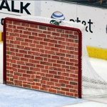 Picture of Corey Crawford in tonights game. #Blackhawks http://t.co/HbuYOtygzx