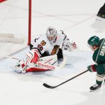 FINAL: @NHLBlackhawks (1) - @mnwild (0) Recap: http://t.co/SA9Pwt1omr CHI leads 3-0 #CHIvsMIN #StanleyCup http://t.co/6HquHha5oz