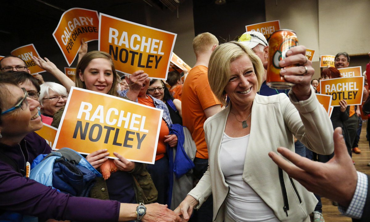 Premier Rachel Notley: From political fringe to the centre of power. http://t.co/SQM9qhUcaq #abvote http://t.co/YL8c78kici