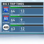 Good morning BIG 3, happy hump day to all ...@11AliveTraffic..#11Alive http://t.co/dzqfIcCvyF