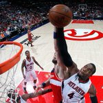 With Wall out, @ATLHawks beat #Wizards 106-90 to even series: http://t.co/q05uQcGZf6 #TrueToAtlanta #AtlantaAlive http://t.co/xKhQUoj4vc