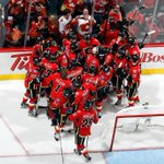 FINAL (OT): @NHLFlames (4) - @AnaheimDucks (3) Recap: http://t.co/1fadl8bWFB ANA leads 2-1 #ANAvsCGY #StanleyCup http://t.co/1RdzxBXEzl