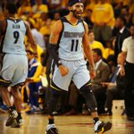 """David Joerger on @mconley11: """"I thought Mike Conley had tremendous heart to come out and give us what he had."""" http://t.co/tk3PvljrHP"""