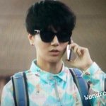 """@needshae: ""@wondrousSJ: [preview] 150506 Yesung at ICN Airport going to Indonesia #2 http://t.co/J8OVYT8Hvb"""""
