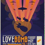 Lovebomb 3 Fri. 5/8! @blucu @BuckyFargo @djtsunamichii @djgoodsex @robertnikho @MrBentleyDean #Chicago #Underground http://t.co/MIXDT1a1i9