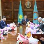 Награждение государственными наградами - #Astana #Астана #Награды #ДеньПобеды #Ветераны http://t.co/9IBGlywcik http://t.co/JhA8IOVIHm