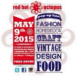 A pop up fair brimmed full of independents in Waterloo on Saturday organised by @redhotoctopusUK #London http://t.co/Th9xRwt4tj