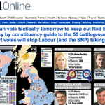 MailOnline splashes on an anti-Miliband voting guide, which is prob a traffic hit / reaching *a lot* of swing voters. http://t.co/VM9myORzjD