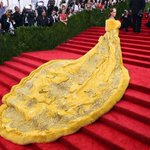Rihannas dress took one woman 2 years to make, was reduced to omelette meme in 2 seconds http://t.co/Dwn6JnOw4J http://t.co/AbJanqWrif