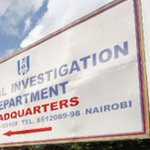 #NoahArapToo who served for 15 years as #CID boss during President Daniel Moi rule, passes on at Nairobi Hospital. http://t.co/iBkqyGKn6S