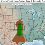 If you are reading this, you now know there is a tornado risk across western half of OK today, includes OKC. http://t.co/pgpm8AT6nM
