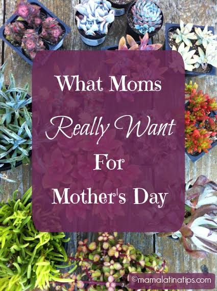 What moms REALLY WANT for Mother's Day: http://t.co/giwpaVkWwO What would you like? #MothersDay #mothersdaygiftidea http://t.co/BMRqiVPGOs