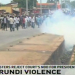 #NTVATOne: Burundi violence, protesters reject courts nod for Presidents 3rd term @VickyRubadiri http://t.co/0zuGvXam8V